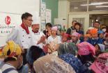 小学校で食育教室開催